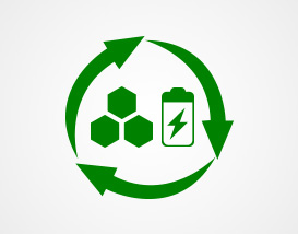fuel cell icon
